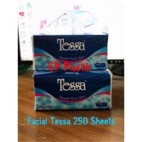 GOJEK ONLY! GROSIR! Tissue Tessa 250 Sheets | Tissue Tessa Facial
