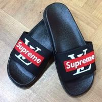 401b10f7cd3a Sandal Supreme LV ( Unisex ) Premium Quality