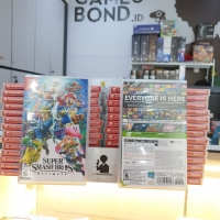 Ready stock! Super Smash Bros Ultimate Nintendo Switch