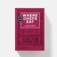Where Chefs Eat Book (Third Edition)