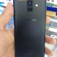 Samsung galaxy a6 2018 lengkap mulus