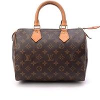 Jual Louis Vuitton Hand Bag Speedy 25 Brown Monogram Kota Depok Andienlarasati Tokopedia