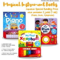My First Music Series Bundle - Piano,Xylophone,Drum
