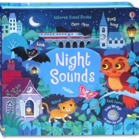 Usborne Sound Series -Night Sounds