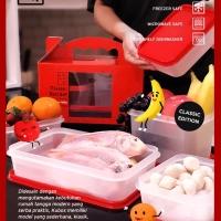 KUBOX Classic Kotak Makanan serba guna