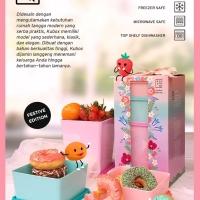 KUBOX Festive Kotak Makanan serba guna