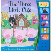 The fairy tales sound book - The Three Little Pigs
