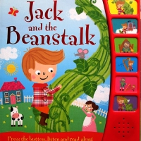 The Fairy Tales Sound Book - Jack and the Beanstalk