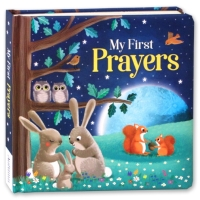 My First Prayer Board Book