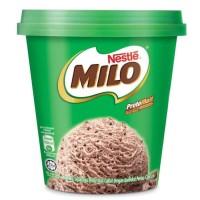 Ice Cream Nestle Milo Tube Pint 750ml Malang Beli 2 Gratis 1