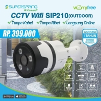 IP CAMERA SUPERSPRING SIP-210