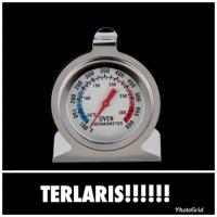 termometer oven analog
