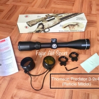 Tele Thomson Predator 3-9x40 / Thomson predator / Teleskope / Telescop