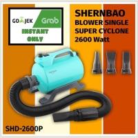 Pet Dryer Shernbao SHD2600P Blower Anjing Kucing Hewan