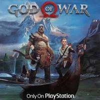 Kaset Game BD PS4 GOD OF WAR GoW Kratos Reg 3 Asia
