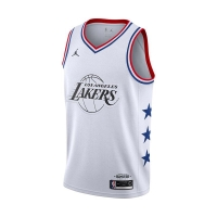 Jersey LeBron James All Star games 2019 Swingman