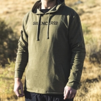 Silencerco hoodie, size M, official merchandise