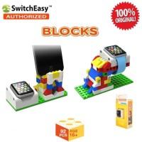 SwitchEasy Blocks Docking Customisable LEGO Like Apple Watch Original