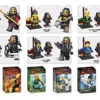 Minifigures Ninjago Decool 10059 Decool 10060 Decool 10061 Decool10064