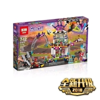 Lepin 01072 Friends The Big Race Day