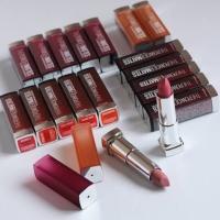 Maybelline The Powder & Creamy Mattes / Maybelline lipstik matte