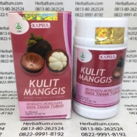 Original Ekstrak Kulit Manggis isi 60 kaps