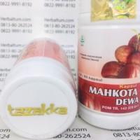 Kapsul Mahkota Dewa Tazakka (Pegal Linu, Persendian, Tumor, Kanker)