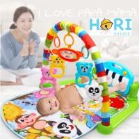 Baby PlayMat Piano Huanger Musical Matras Bermain Bayi