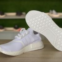 11c2c127d4731 Adidas NMD R1 PK Japan Triple White UA Quality