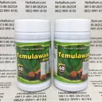 Kapsul Temulawak Plus al-Ghuroba - Herbal Nafsu Makan