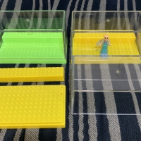 Box Mika Acrylic Minifigure Display Case Lego Small