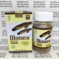 Herbal Luka setelah Operasi - Kapsul Ekstrak Ikan Gabus/Kutuk - Olimex