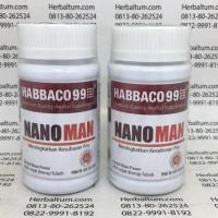 NANOMAN Quality Premium - Herba Reproduksi Pria&Kualitas Sperma