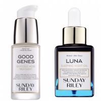 Combo sunday riley good genes 30 ml & luna sleeping oil 35 ml