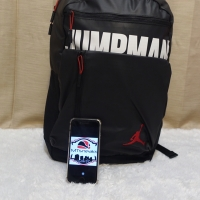 30edabe6b41b Tas Backpack Jordan JSW JUMPMAN Rare Item! original