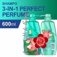 NEW Rejoice Hijab 3in1 Perfect Perfume Or Perfect Cool Shampoo 600ml