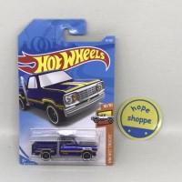 Hot Wheels 1978 Dodge Lil Red Express Truck HW Hot Trucks Truk D 2019