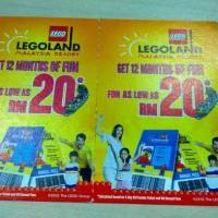 Tiket Legoland