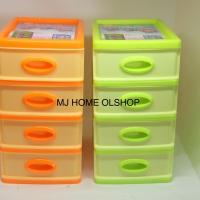 Laci Mini Container Susun 4 Shinpo 363-4