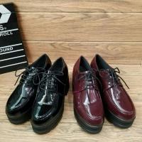 Sepatu Sneakers Docmart Wanita Fashion Import