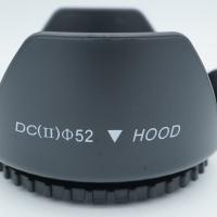 Hood Lensa 52mm Screw Mount Petal Flower Lens Hood Universal 52 mm