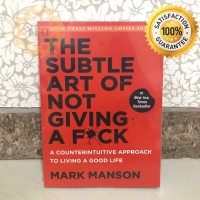 [PAPERBACK] The Subtle Art Of Not Giving A F*ck - Mark Manson