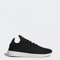 0f28b05f1 Adidas pharrell williams tennis hu black shoes
