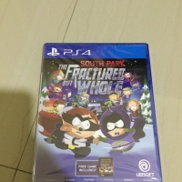 South park fractured but whole seal ps4 new
