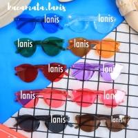 kacamata jelly / jelly sunglasses / Pakai box bukan tempat kacamata