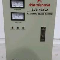 stabilizer matsunaga 10000 watt 10kVA stabilizer matsunaga 10000w