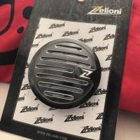 Zelioni Bolt Cover Vintage Vespa 3V Engine Black