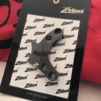 Zelioni Brembo adaptor Front Vespa LX,S,Primavera(2 piston caliper)