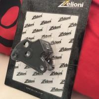 Zelioni Shock Adaptor Rear Vespa Sprint dan Primavera black