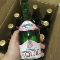 EQUIL Sparkling Mineral Water 380ml